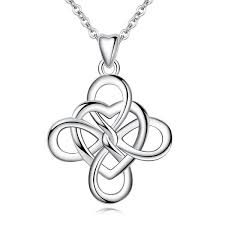 eudora sterling necklace pendant