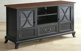 Console Sofa Table Storage Drawers Espresso Finish With Cabinets Living Room Console Cabinets