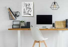20 home office wall decor ideas for a