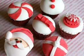 creative christmas cupcakes. Delighful Christmas Source Pinterest Intended Creative Christmas Cupcakes T