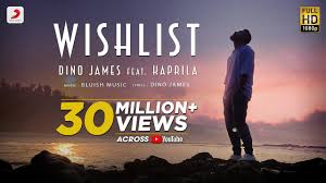 Dino James – Wishlist feat Kaprila ...