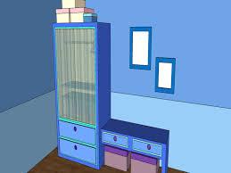 How To Organize A Master Bedroom Closet  Steps With Pictures - Organize bedroom closet