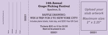 2 part raffle tickets cheap raffle ticket printing