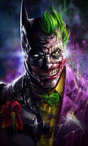 1280x2120 Batman Joker Art iPhone 6+ HD ...
