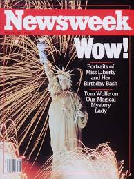 the cheat sheet acirc middot birthday cheers for lady liberty the statue of liberty s 125th birthday we re tom wolfe s 1986 essay examining what the old lady might ve looked like if commissioned in modern