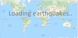 The philippines are within the pacific ring of fire. Earthquakes Today