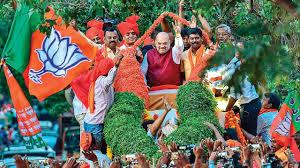 மத்திய பிரதேசம், சத்தீஸ்கரில் பாஜக ஆட்சியை பிடிக்கும்- கருத்து கணிப்பு