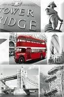 «<b>Плитка панно</b> автобус красный London» — Строительные и ...