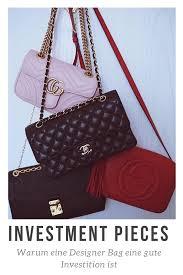 Chanel Designer Bags Designer Bags Von Louis Vuitton Gucci Oder Chanel Sind