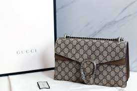First Name Of Designer Gucci New In Gucci Dionysus Gg Supreme Designer Bag Lily Like