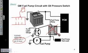 fuel pump electrical circuits description and operation youtube holley fuel pump relay wiring diagram Fuel Pump Relay Wiring Diagram #39