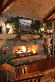 Best 25+ Rustic fireplaces ideas on Pinterest | Rustic fireplace mantels,  Rustic mantle and Stone fireplaces