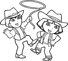 Lego Cowboy Coloring Pages Printable Coloring Page For Kids