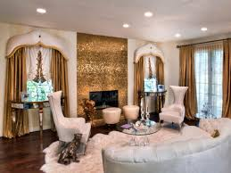 White On White Living Room Decorating Photo Page Hgtv