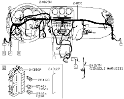 nissan murano radio wiring diagram schematics and wiring nissan altima wiring diagram and body electrical system