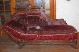 vintage fainting couch. Antique Vintage Fainting Couch R