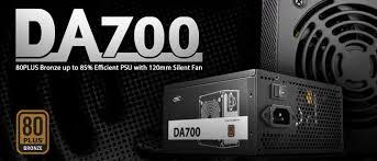 Обзор <b>блока питания Deepcool</b> DA700 мощностью 700 Вт ...