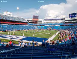 New Era Field Buffalo Seating Chart New Era Field Section 141 Seat Views Seatgeek