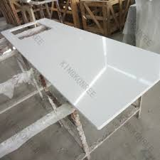 countertop china prefab quartz countertops snow white quartz countertop manufacturer supplier fob is usd 50 0 200 0 set