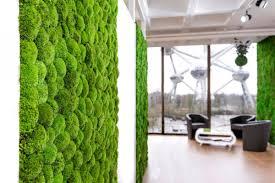 Greenmood Design Showroom Ball Moss Green Mood Natural Acoustic Solutions