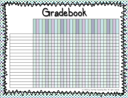 Printable Gradebook Free For A Limited Time Special Education
