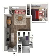 one bedroom apartment design. Suitable-3d-one-bedroom-apartment-design-plan One Bedroom Apartment Design S