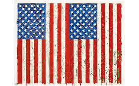 flags 1 by jasper johns a masterpiece of printmaking