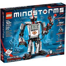Đồ chơi lắp ráp LEGO Mindstorms 31313 - Bộ mô hình Lắp ráp và lập trình  Robot Mindstorms EV3 (LEGO Mindstorms EV3 31313) giá rẻ tại cửa hàng  LegoHouse.vn LEGO Việt Nam