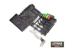 volkswagen polo fuse box replacement fuse boxes vw volkswagen polo 1 0 1999 2001 battery fuse box 6x0937550b