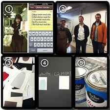 october 12 2016 at shearer painting picture 1 mcdonald s smart phone order and delivery picture 2 todd combs of combs brothers painting visiting