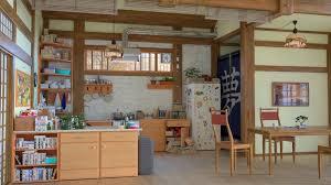 Japanese Kitchen Artstation Japanese Kitchen Kazuya Tachibana