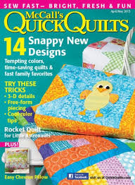 Quick Quilts Magazine - DiscountMags.com & Quick Quilts Magazine Cover Adamdwight.com