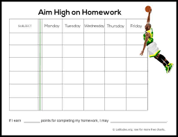 Free Homework Chart How To Find A Reliable Academic Essay Assistant Online
