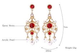 full size of rose gold pearl chandelier earrings india big classic jewelry for women patterned