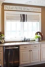 sink windows window window treatment for kitchen window over sink innards interior