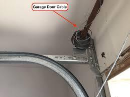 garage door cable repair services arizona az epic garage door cable