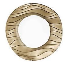 Купить <b>Тарелка круглая</b> SAHARA 22 см, золотая, <b>Nachtmann</b> с ...