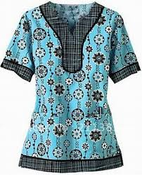 Scrub Patterns Impressive Free Scrub Shirt Pattern Women Cotton Nurse Uniform Hospital