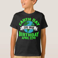 Free personalization on most items for your school, business, or group events. Earth Day T Shirts Earth Day T Shirt Designs Zazzle