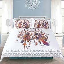 Set It Off Dream Catcher Classy Dreamcatcher Bedding Set Lush Gothic
