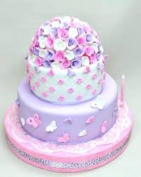 Easy First Birthday Cake Ideas Girl Cakes For Girls Creative Tekhno