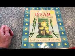 This is the BEAR and the <b>Scary Night</b> - YouTube