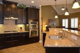 oil rubbed bronze light granite countertops