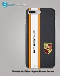 Porsche Stripe Logo Phone Case Apple Iphone Series Hardcase Cover Apple Iphone Iphone Iphone Case Covers