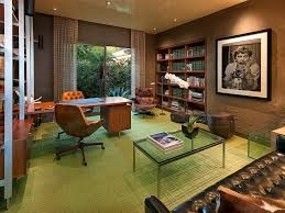 mid century modern home office. 4th place mid century modern home office c