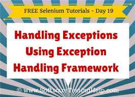 top 10 selenium exceptions and how to