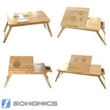 desk laptop desk for bed philippines laptop desk for bed rest bamboo portable folding notebook