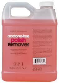 <b>OPI</b> Средство для <b>снятия</b> лака Acetone-Free Polish Remover ...