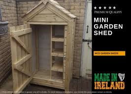 mini garden sheds best quality small