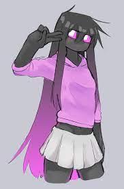 Imagenes De Minecraft Anime Enderman
